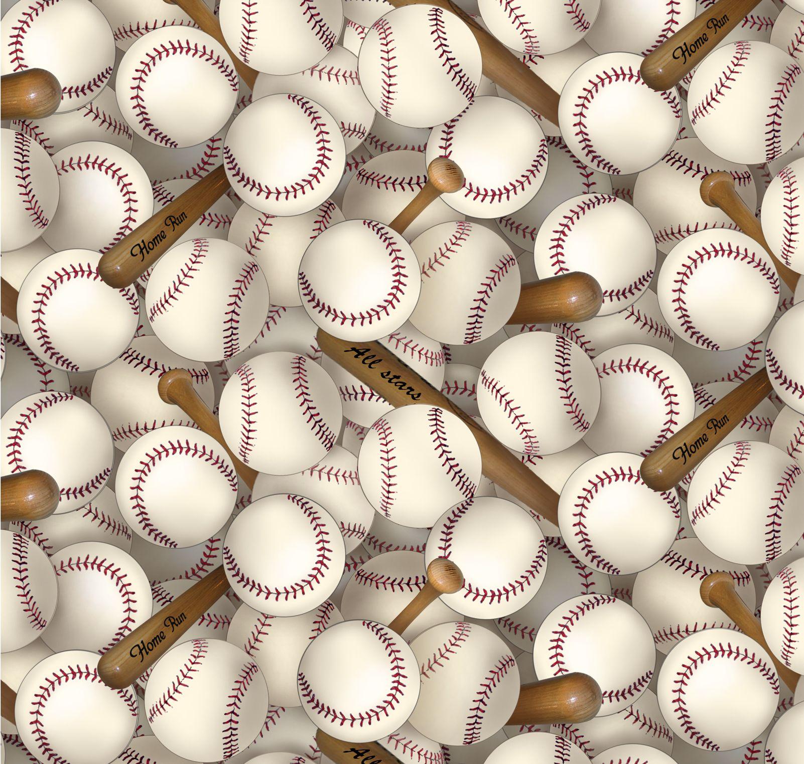 $11.00 baseball fabric   Sports Fabric   Pinterest   Sports ... : baseball fabric for quilting - Adamdwight.com