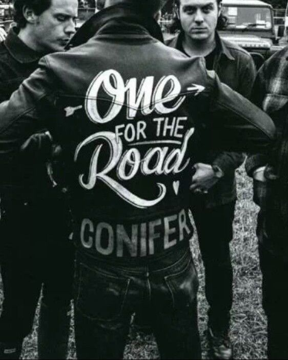 Arctic Monkeys One For The Road Leather Jacket Free Shipping