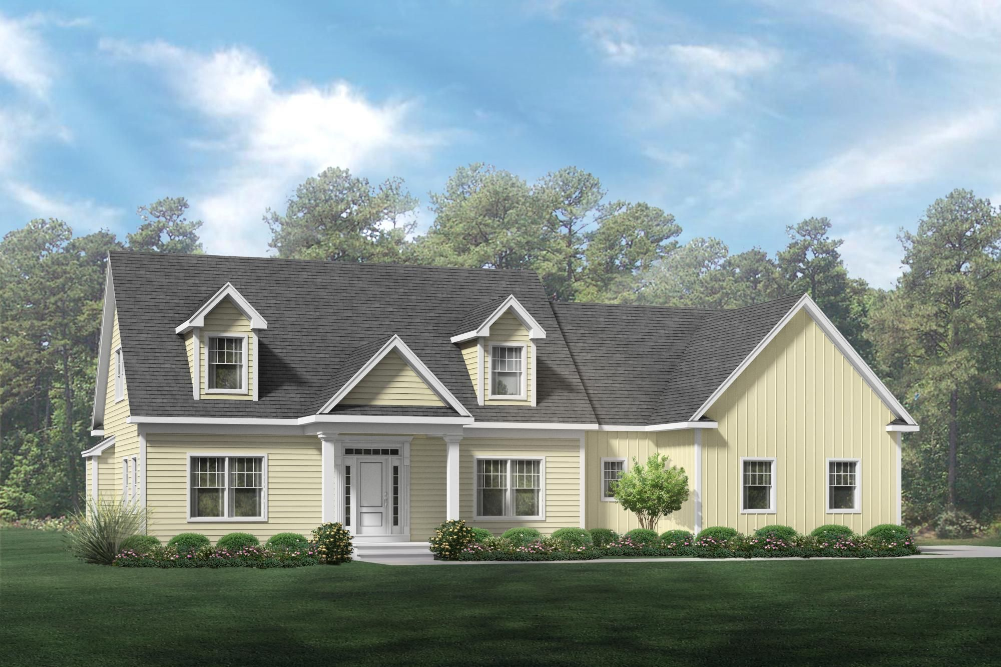 The Bantam A Home Builders in Monroe CT EG Home New