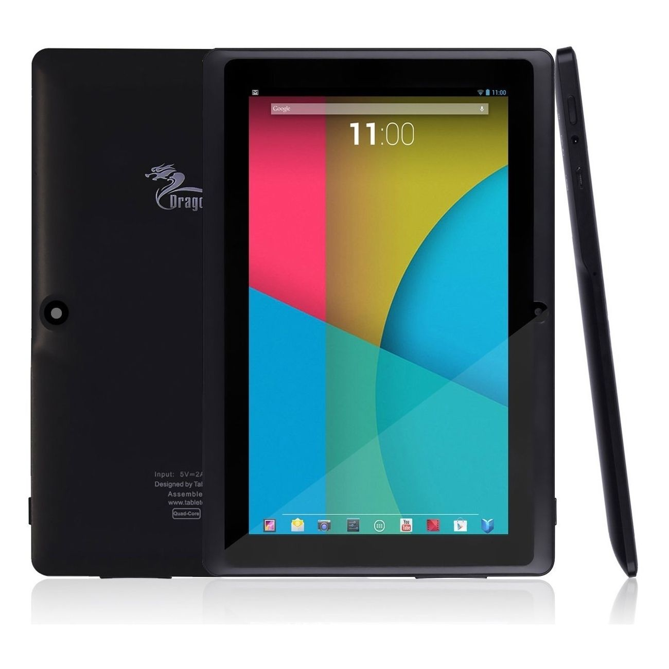 """Tablet Express Dragon Touch 7"""" Quad Core Android Tablet"""