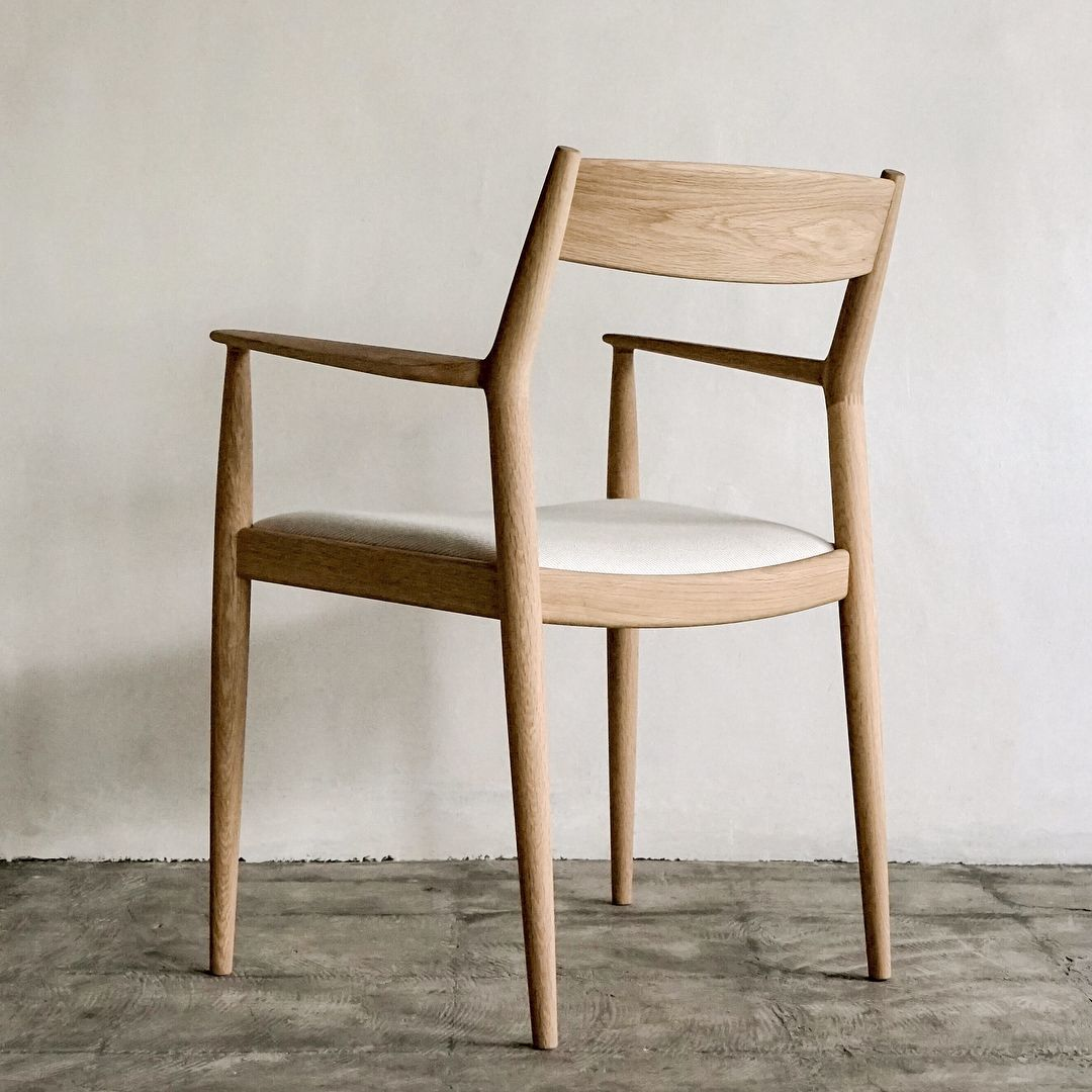 Our New Dining Chair For Japan's Largest Wooden Furniture