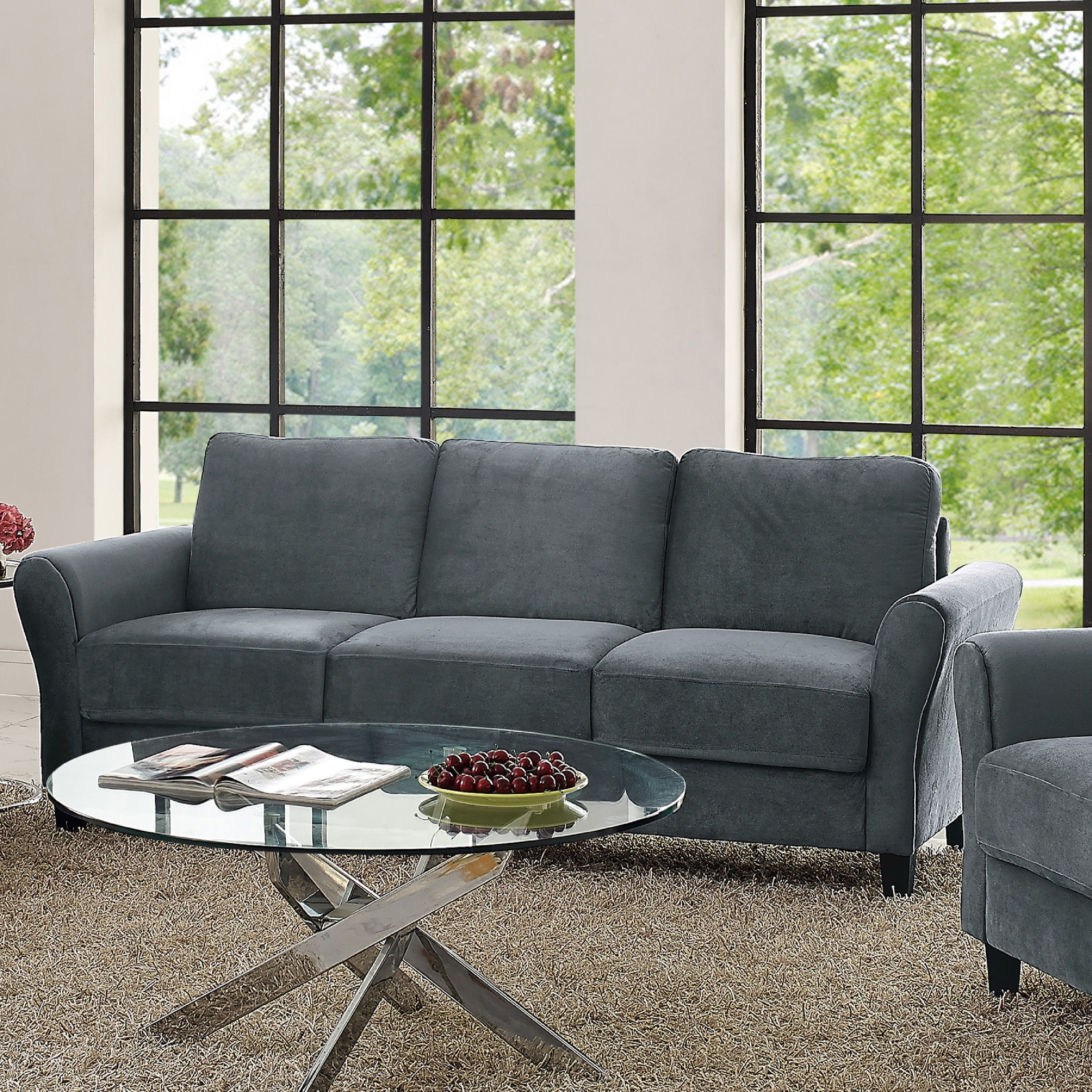 Lifestyle Solutions Waverly Sofa Ping The Best Deals On Sofas