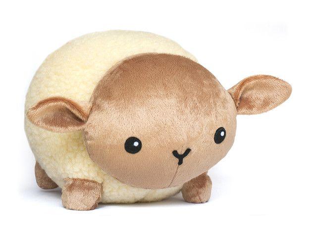 Bastel dir deinen eigenen Knuddel-Schaf! Dieser kuscheltier Schaf ...