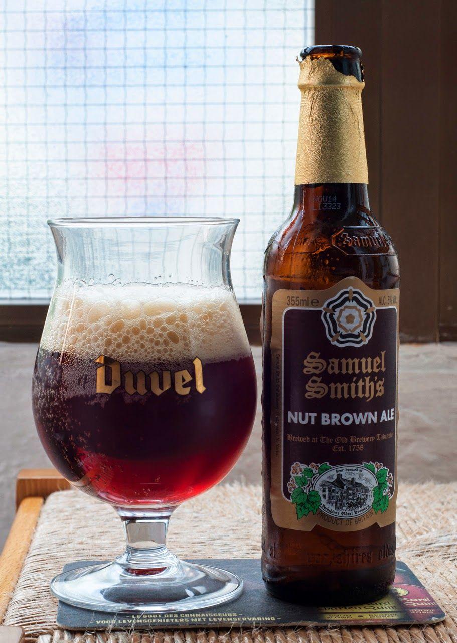 Samuel Smiths Nut Brown Ale Brown Ale 5º Cerveza Negra