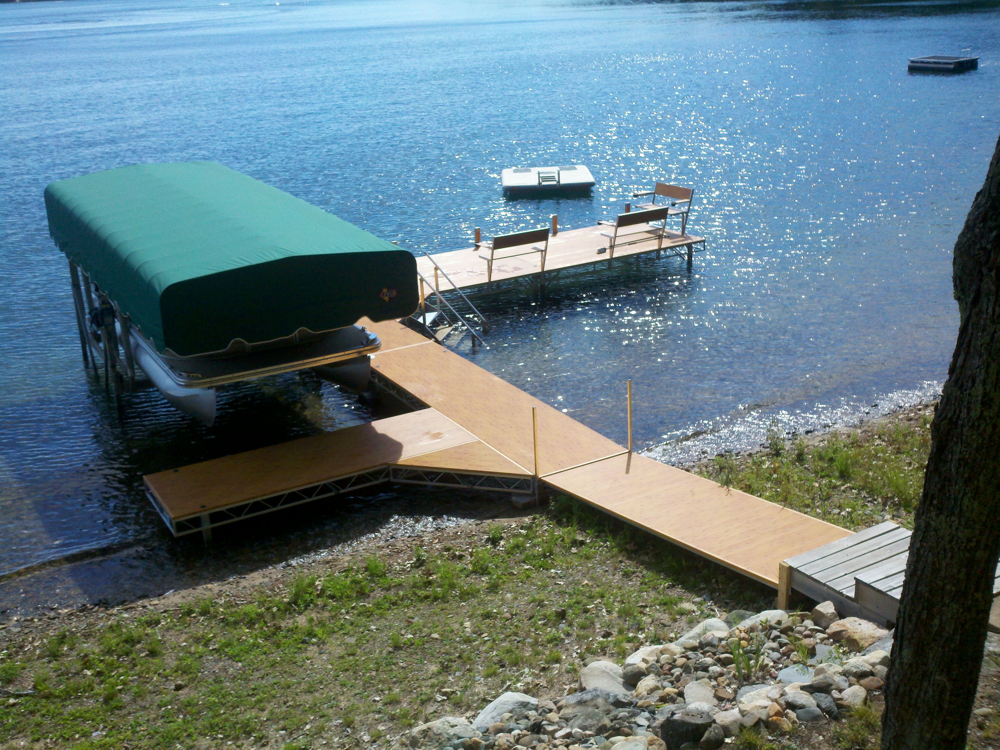 Dock Furniture | Photo Gallery | FLOE International