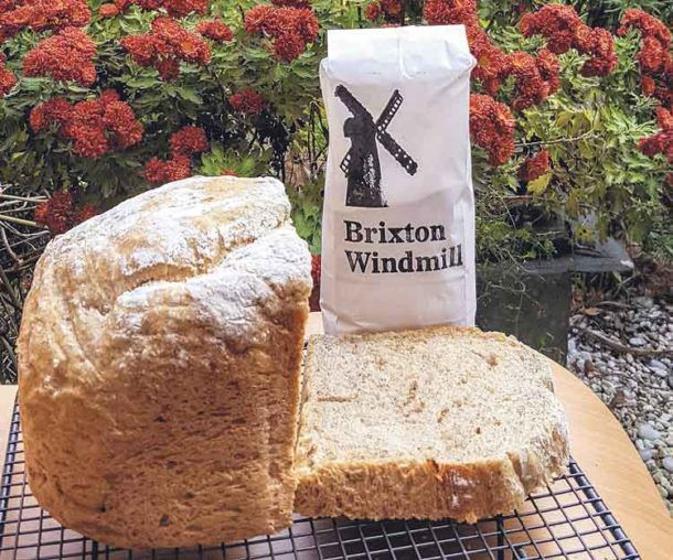 Made in Brixton: Windmill Flour | Bakery, Windmill, Food