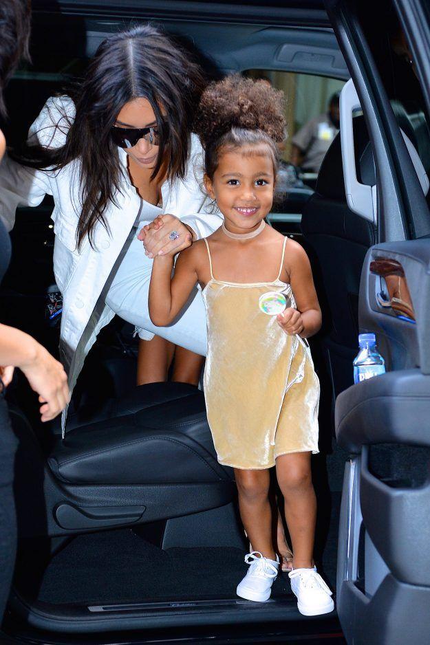 Kim Kardashian And Kanye West Suffer Nightmare Family Holiday Over Unruly Kids Kimkardashian Ki Kids Outfits Cute Outfits For Kids Kim Kardashian And Kanye