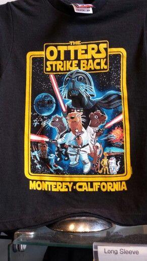 Monterey, star wars