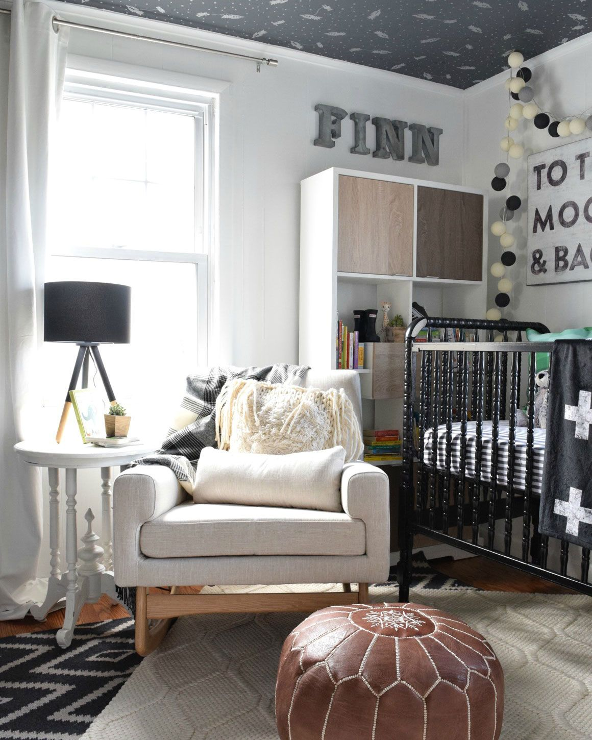 Our Little Baby Boy S Neutral Room: Our Baby Boys Nursery Reveal