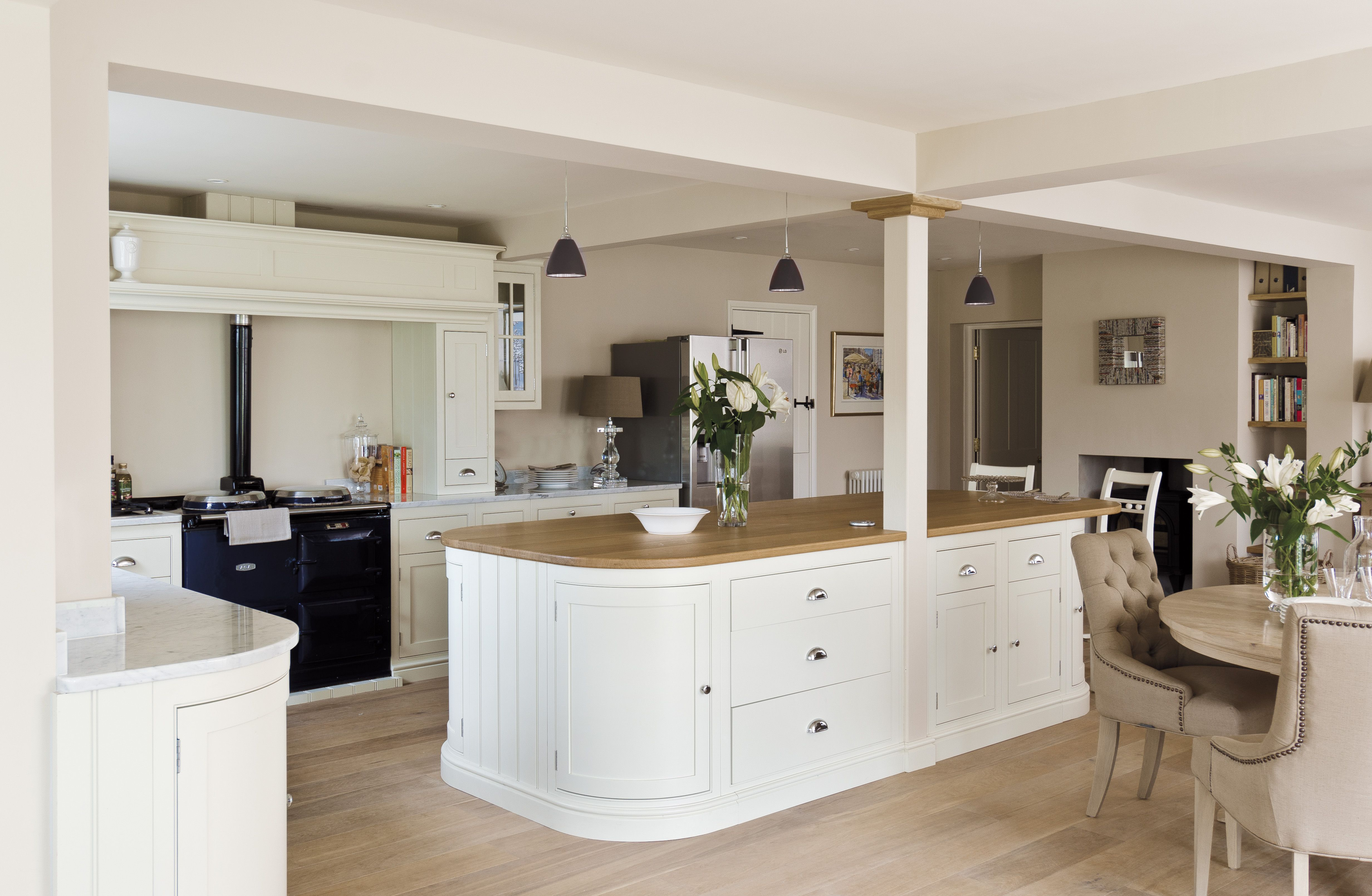 Neptune Bedroom Furniture Love This Neptune Suffolk Kitchen With Navy Aga And Henley Mocha
