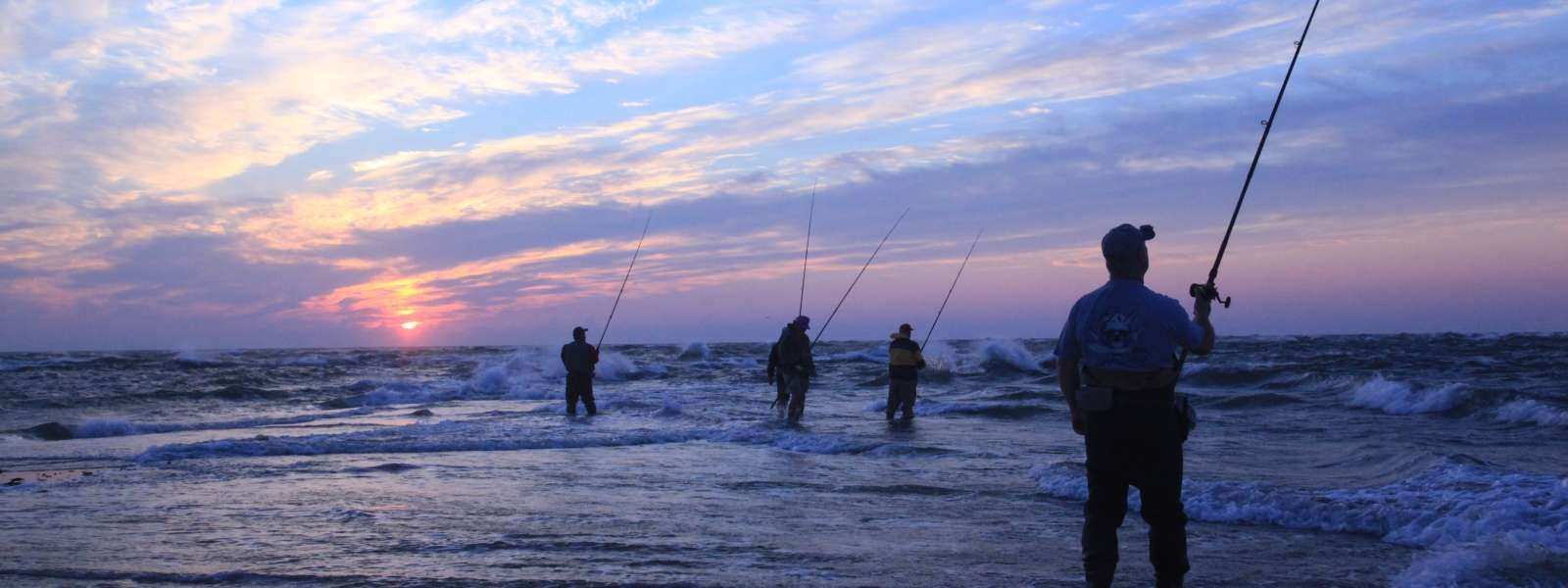 Outer Banks Fishing License Information Web design