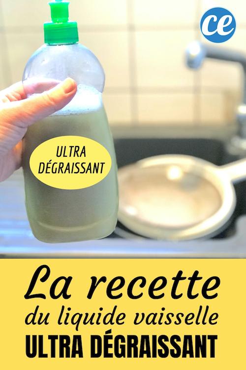 Voici Une Recette De Liquide Vaisselle Fait Maison Degraissante Cette Recette Diy Est Super Effic Liquide Vaisselle Liquide Vaisselle Fait Maison Degraissant