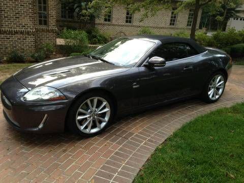 2010 Jaguar XK-Series XKR Convertible - $39,900 ...