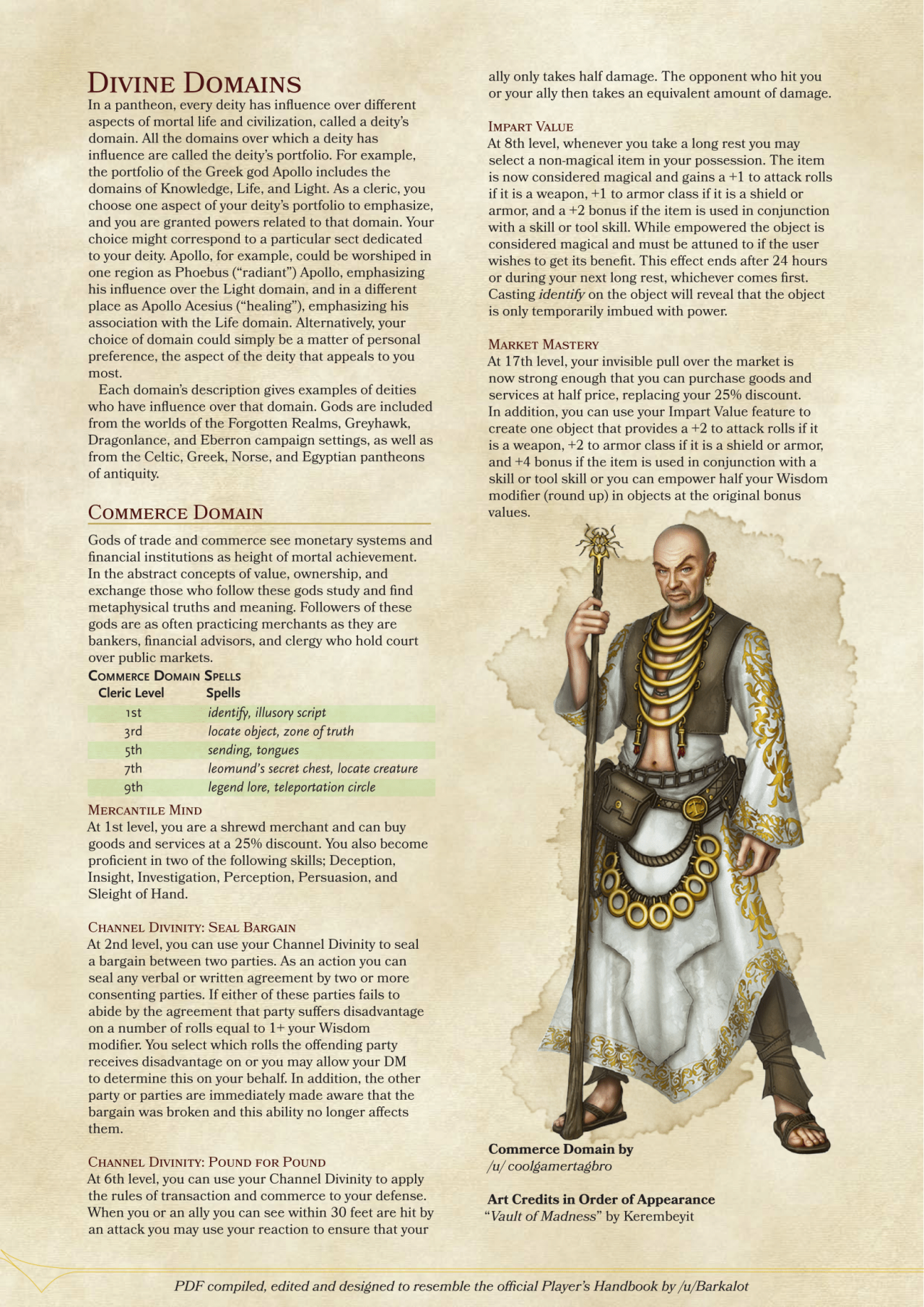 Pin on D&D 5e Homebrew & Aids