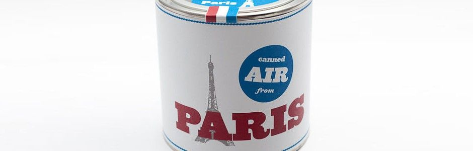 Canned Air - The Nose Knows Trend #PatternPod #Scents