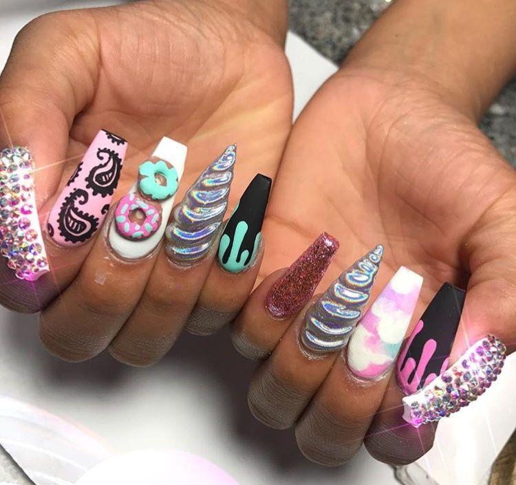 Pinterest @LiddoBlanco♀   - N a i l \' s ✨   Pinterest   Nail ...