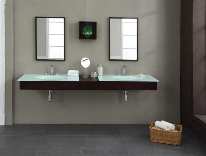 Floating Bathroom Vanity Design Easy Install Better Home