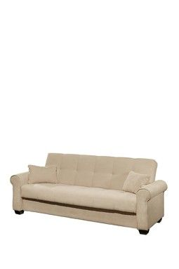 Winter Convertible Sofa with Storage