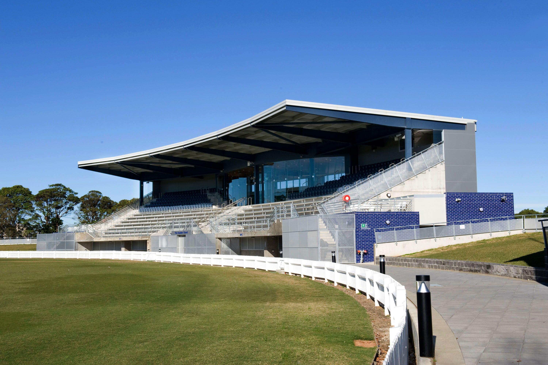 Grandstand Designs : Shore gandstand playing fields northbridge nsw