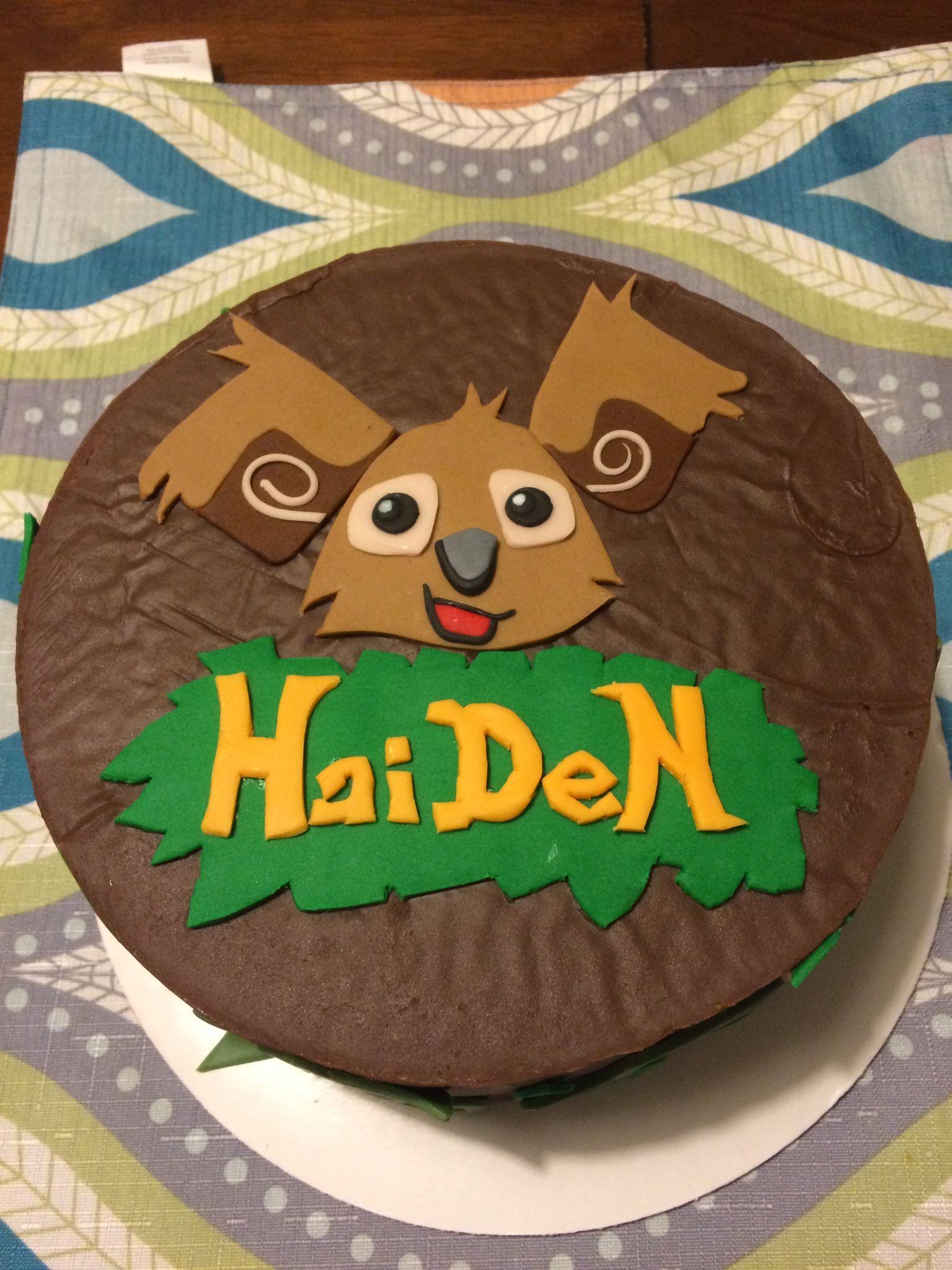 Animal Jam Cake Animal jam, Birthday parties, Birthday