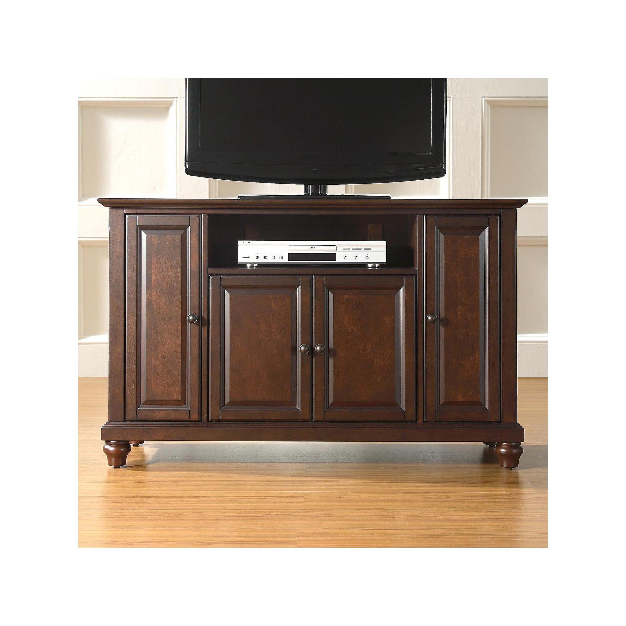 Crosley Furniture Cambridge Tv Stand Entertainment Furniture