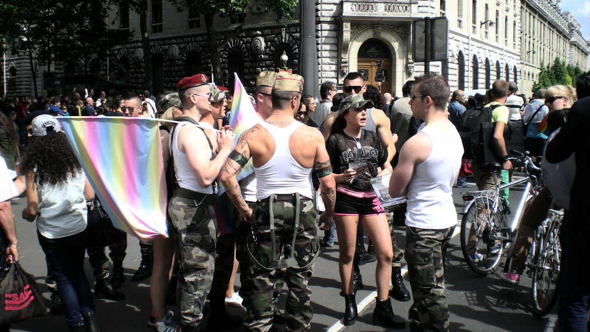 rencontre gay sur paris à Thionville