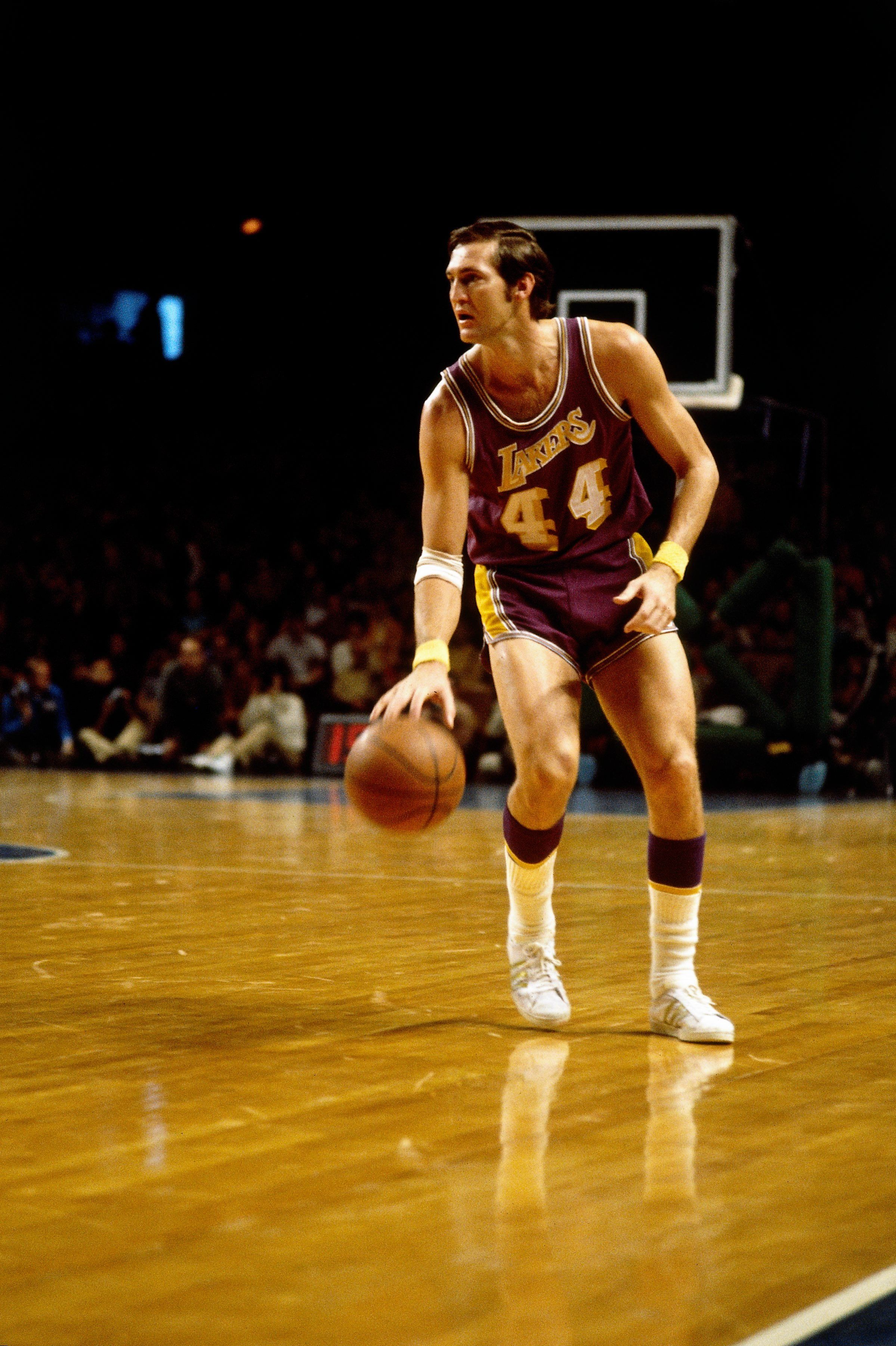 5 Best White Basketball Players You Should See Jerry West