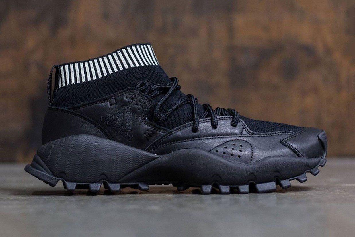 Adidas Seeulater Primeknit: Nero Adidas Scarpe Adidas Nero Seeulater: 9c1ebe