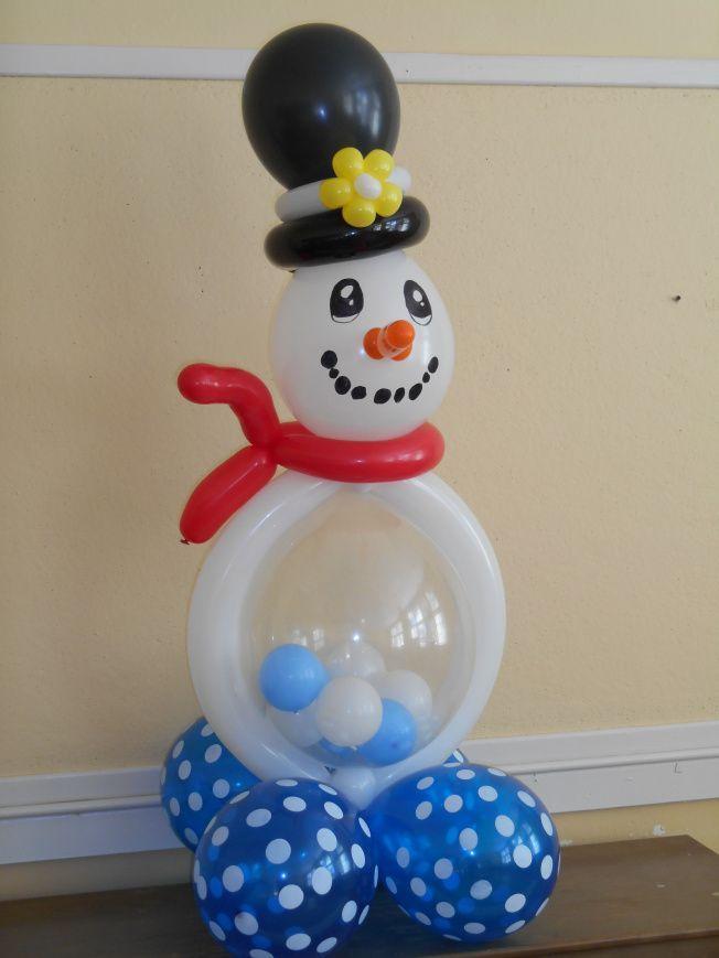 Image result for decoracion de navidad con globos Ballon Stuffer - imagenes de decoracion con globos