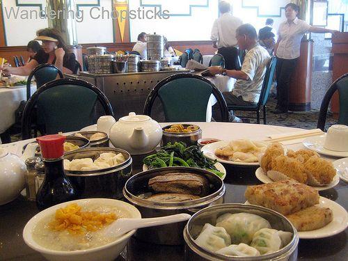 Cbs Seafood Restaurant Dim Sum Los Angeles Chinatown 17