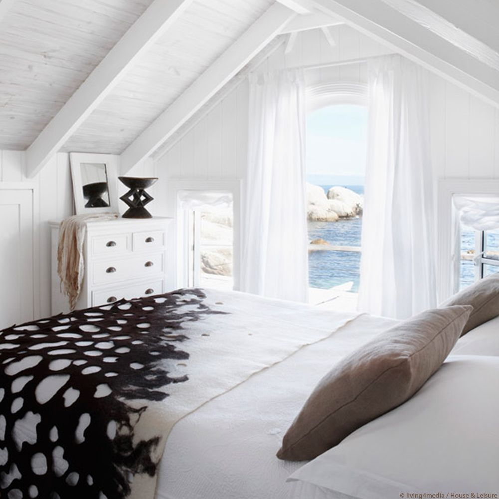 Schlafzimmer zum Verlieben | Schlafzimmer bett, Ausblick und Bett