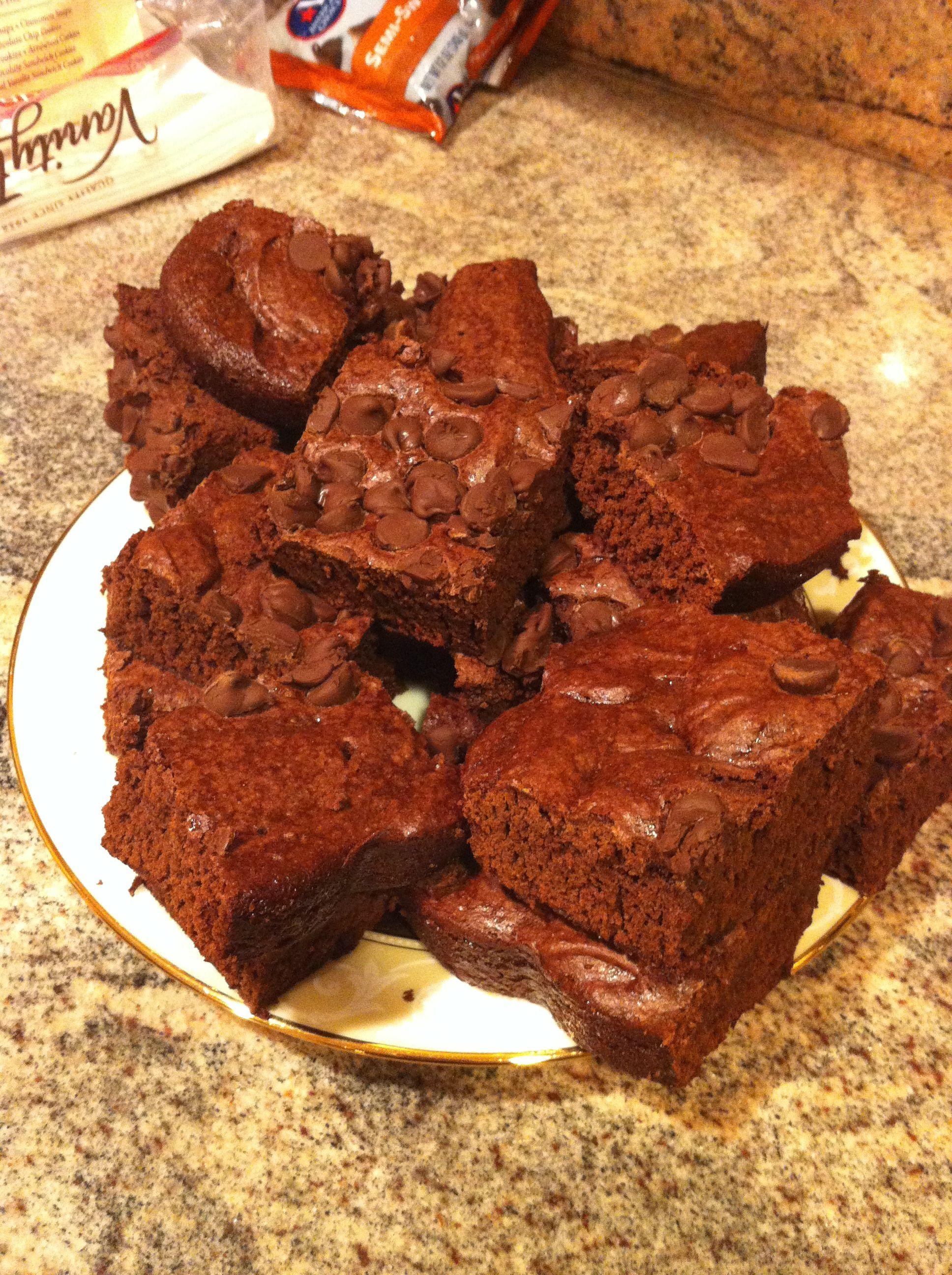 Gluten Free Brownies Gluten Free Brownies Food Desserts