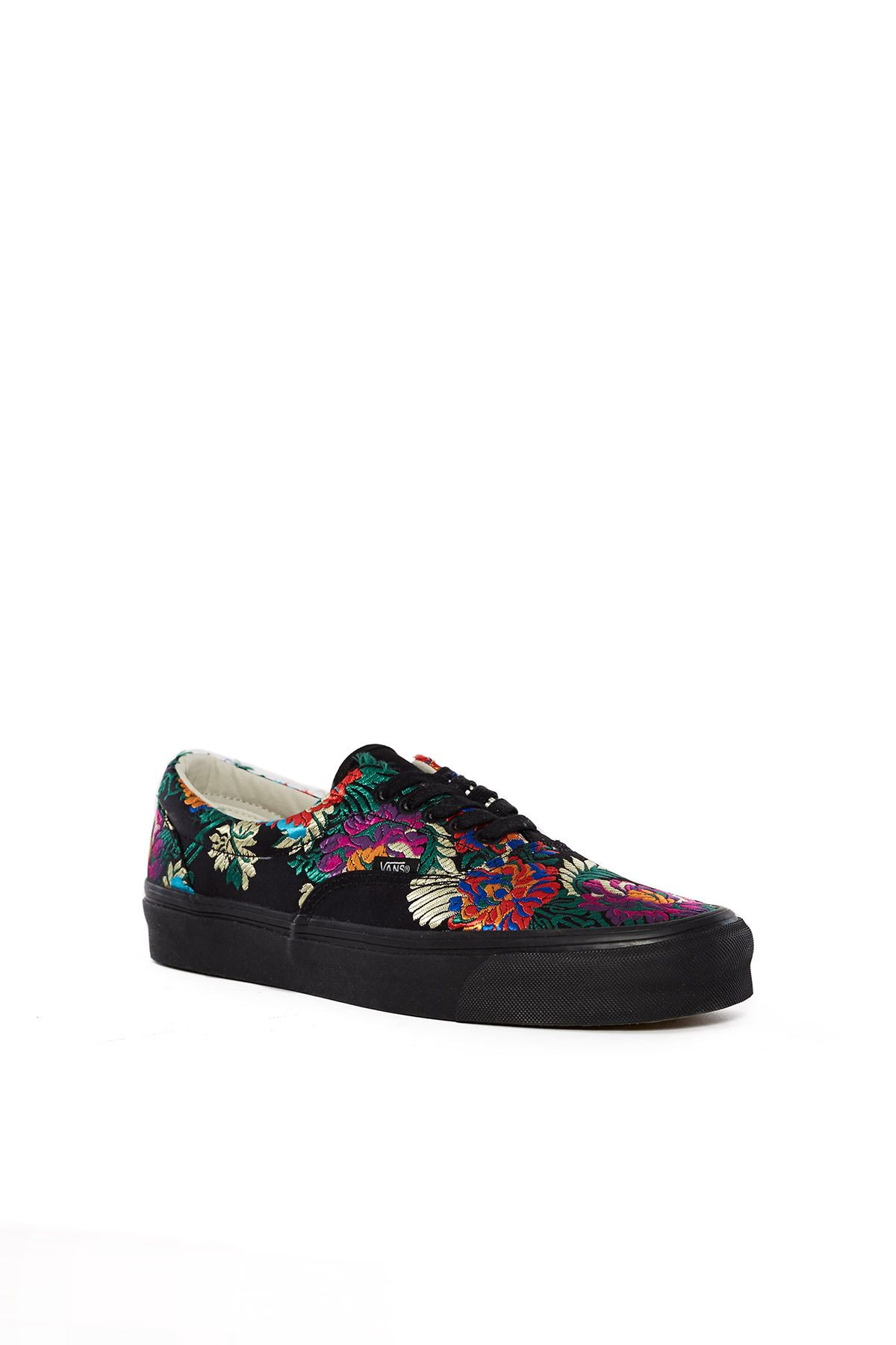 competitive price d62bf f0813 Vans for Opening Ceremony  OC Satin Floral OG Era LX Sneaker  Opening  Ceremony