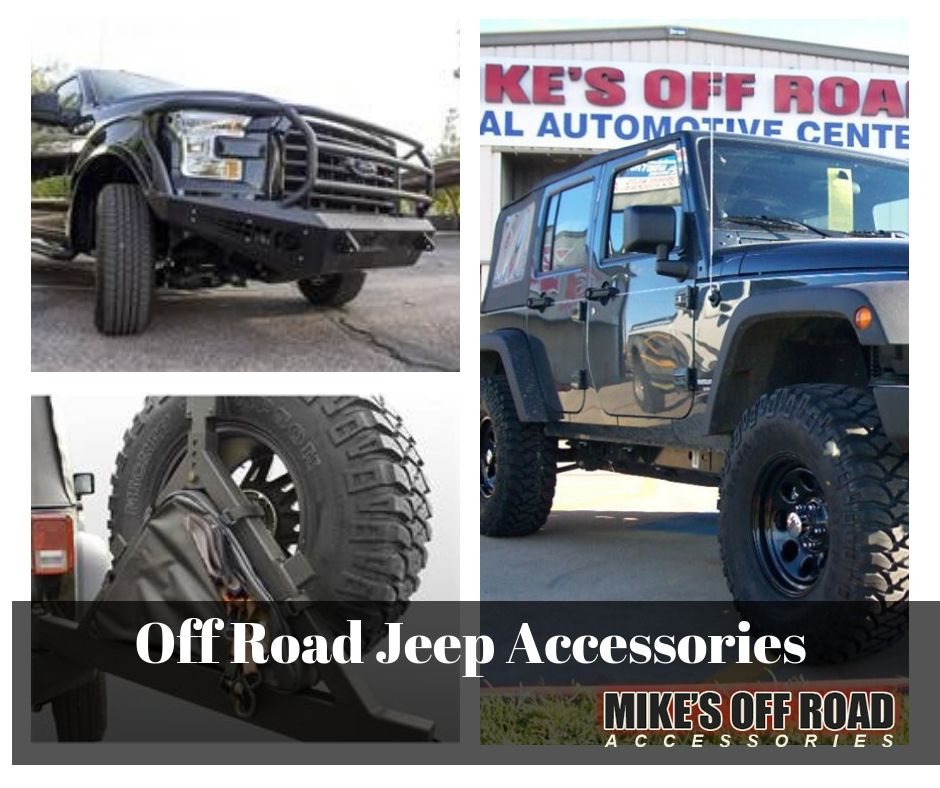 Shop The Off Road Jeep Accessories Both Exterior And Interior