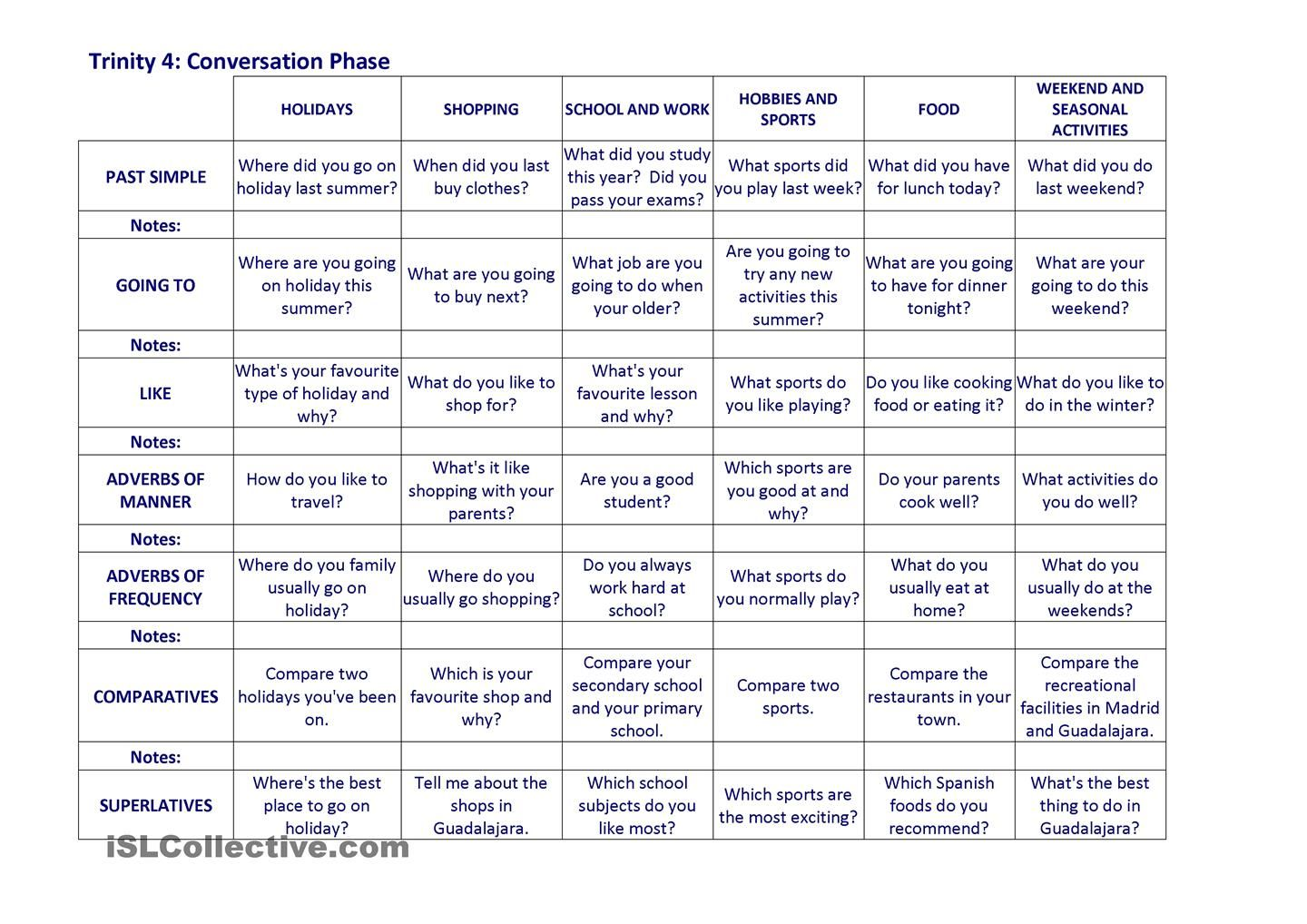 Printables Esl Conversation Worksheets simple student centered resources and printables on pinterest
