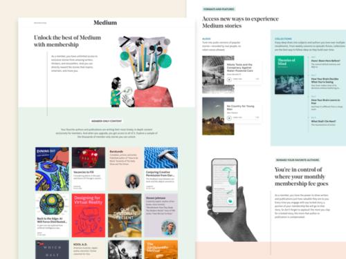 Women Of Graphic Design Landing Page Branding New Media
