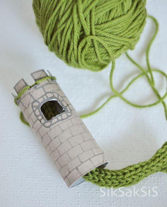 GiSH: tricoter sur la tour de tricot #animalcraftsforkids GiSH: tricoter sur la tour de tricot … …   – Diy Gifts