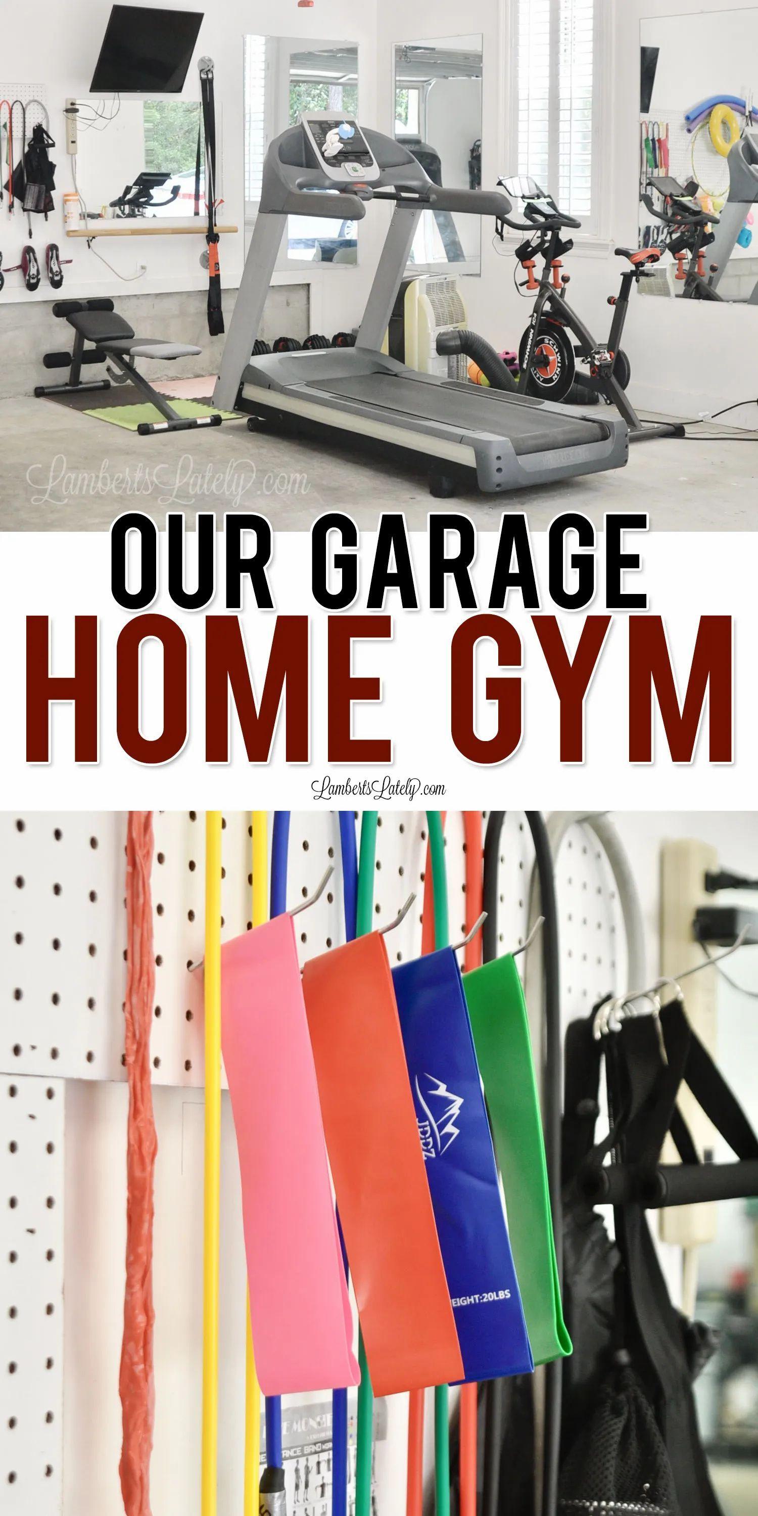 Our garage home gym in 2020 home gym gym local gym