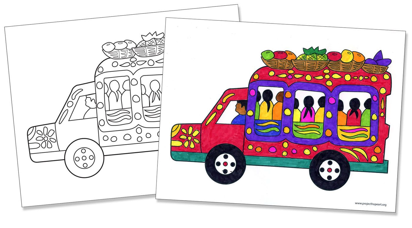 Tap Tap Coloring Page Art Projects For Kids Pottery