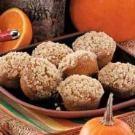 Pumpkin Oat Muffins Recipe | Taste of Home Recipes