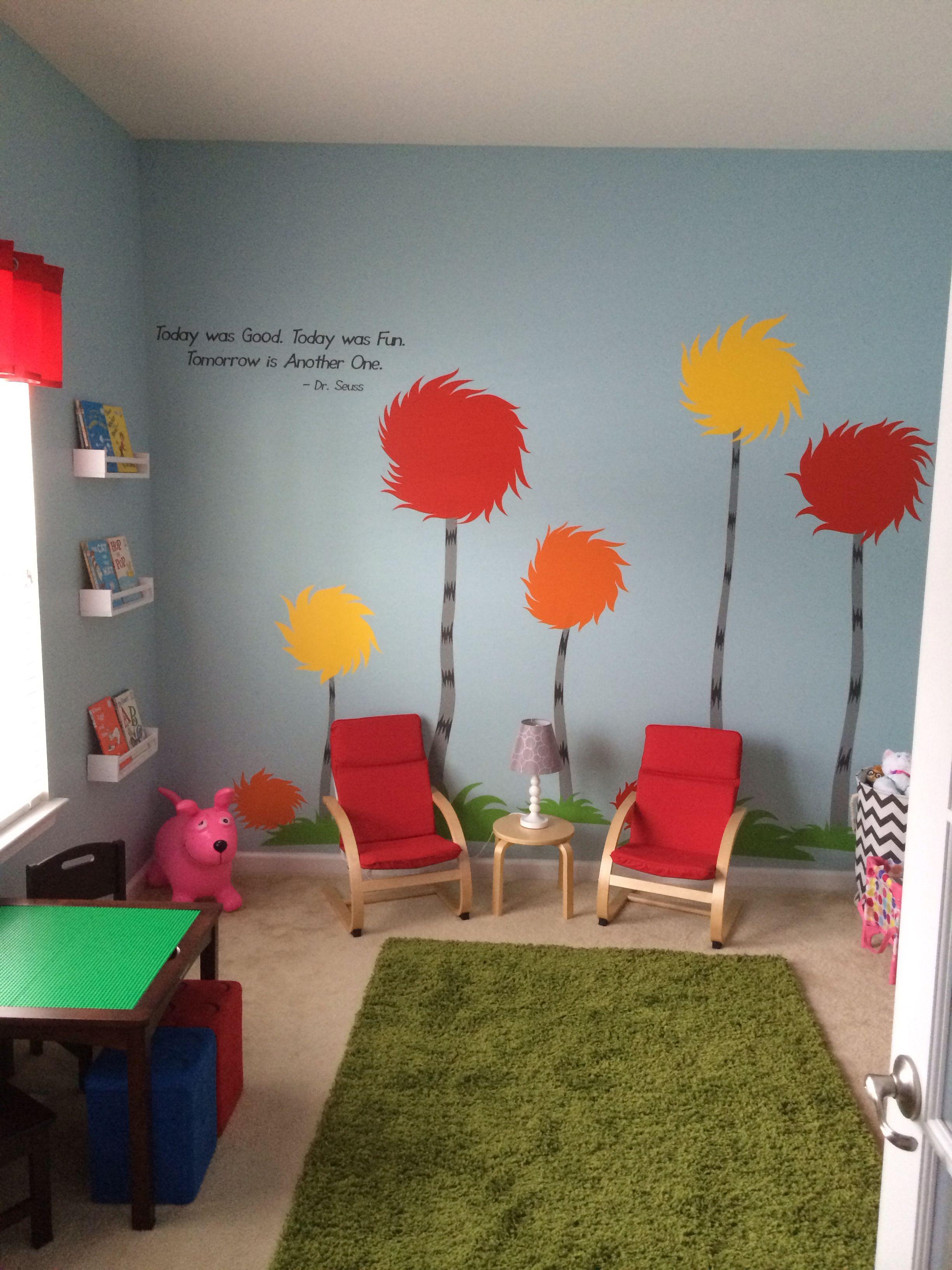 37++ Dr seuss bedroom decor information