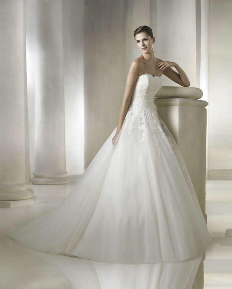San Patrick 2015 Brautkleid ARGEL | wedding dress | Pinterest ...