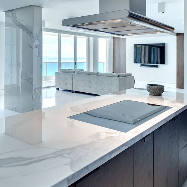 Stonecastle Apartments: Neolith, The Main Material In A Luxurious Apartment In