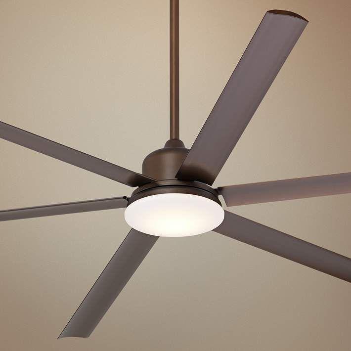 84 Casa Arcade Bronze Damp Led Ceiling Fan 8m988 8m998 Lamps