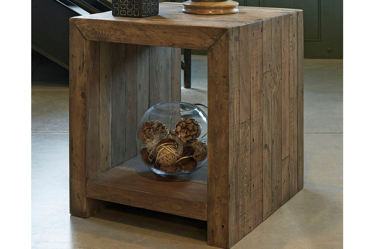 Sommerford End Table Ashley Furniture Home
