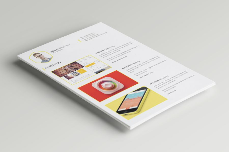 05-cv-resume-cover-letter-psd-free-download-psdboom design - free resume design templates