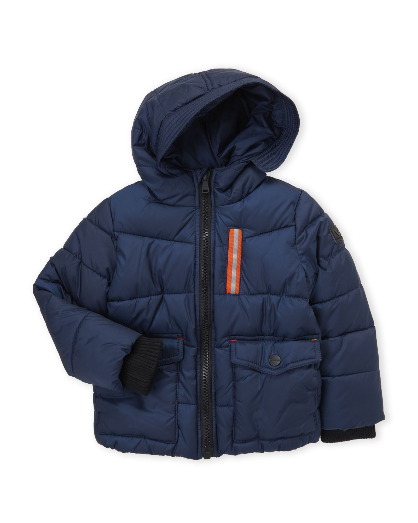 a00633d71 Michael Kors (Toddler Boys) Hooded Quilted Puffer Jacket
