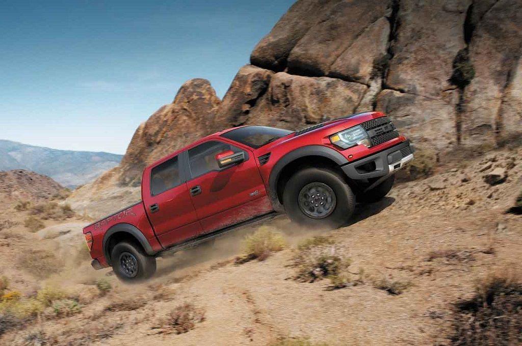 Ford Raptor SVT offroad high perfromance trucks