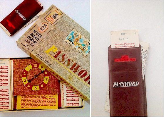 Password | Baby boomer era, Childhood memories, Do you ...