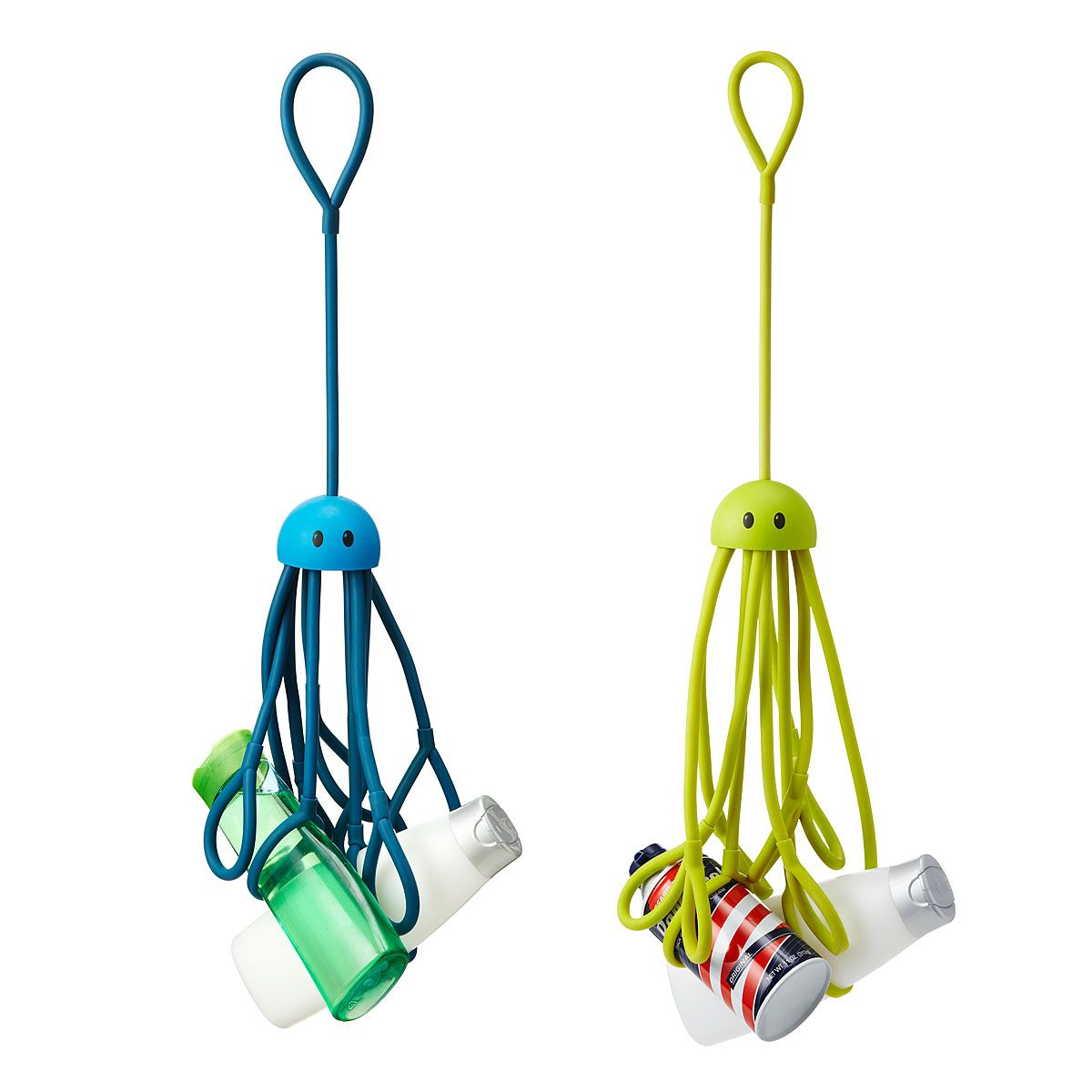 SHOWER SQUIDS | Shower Octopus, Caddy, Organizer | UncommonGoods